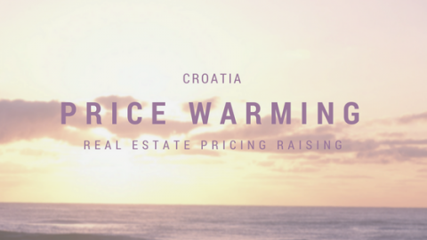 Real estate prices in Croatia